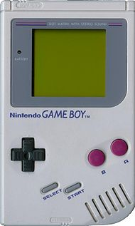 Nintendo sort son GameBoy…