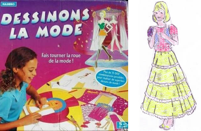 dessinons la mode