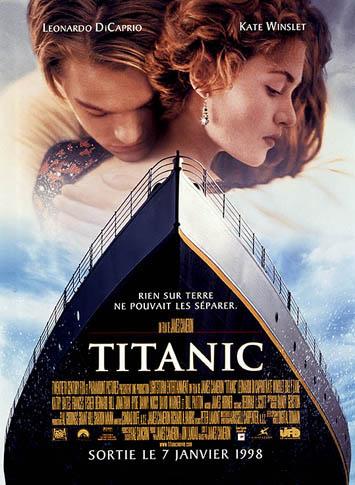 Le Titanic a coulé il y a 11 ans…
