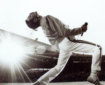 Freddie Mercury s'en va…