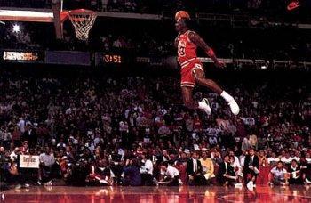 Michael Jordan prend sa retraite !