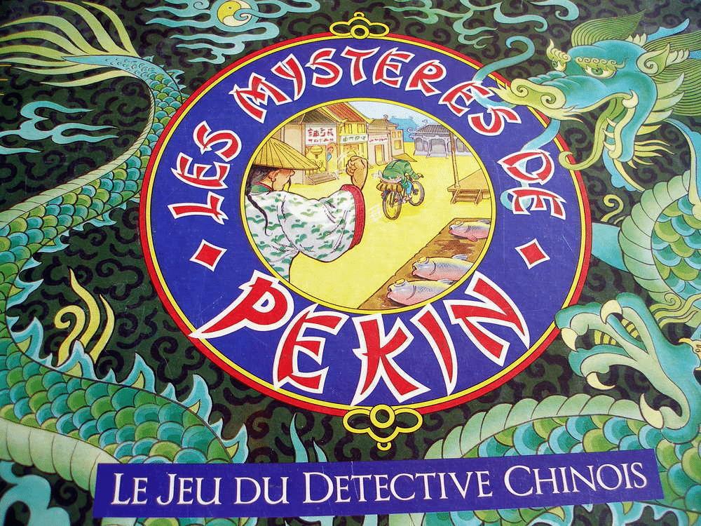 Les mystères de Pekin