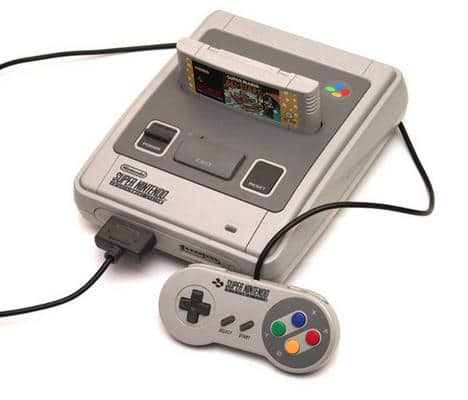 La Super Nintendo enfin disponible !