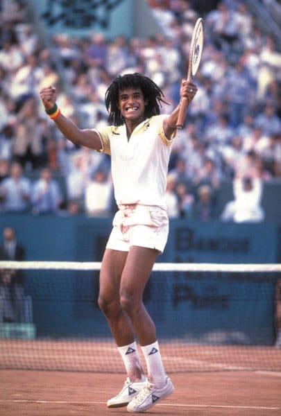 Saga Africa : Yannick Noah marque l'histoire du tennis et de la musique…