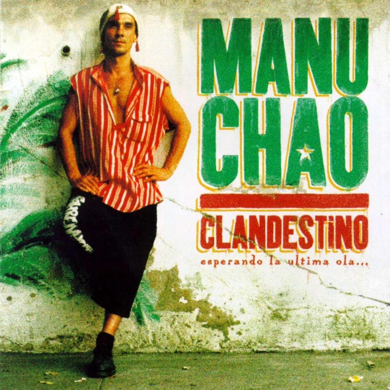 Manu Chao commence sa carrière solo