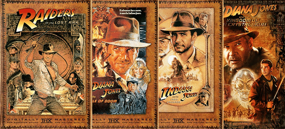Indiana Jones (la saga)