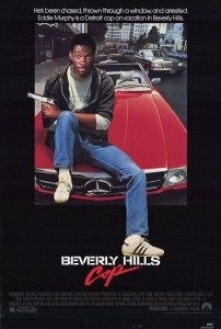 Axel Foley est le flic de Beverly Hills