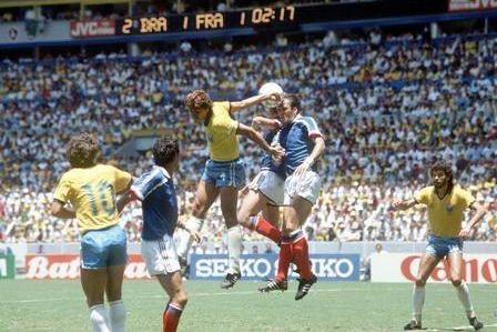 France-Brésil 1986