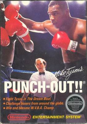 Punch-out avant la Wii