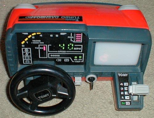Ma première voiture…