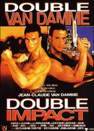 Double Van Damme : Double impact !