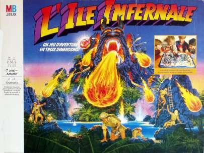 Le jeu de société L'ILE INFERNALE - MB - Page 2 Ilein