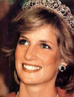 La disparition de Lady Diana…
