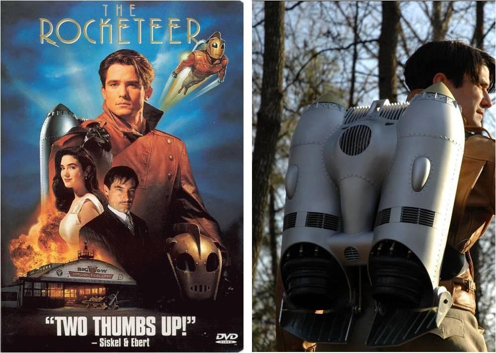 Voler comme Rocketeer !