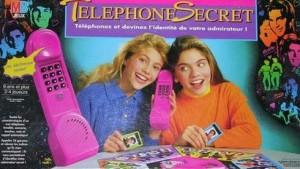 Allo ? Téléphone Secret ?