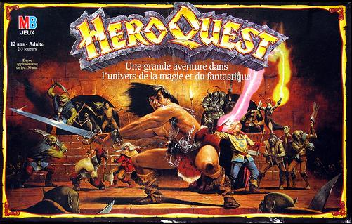 HeroQuest, nain ou barbare ?
