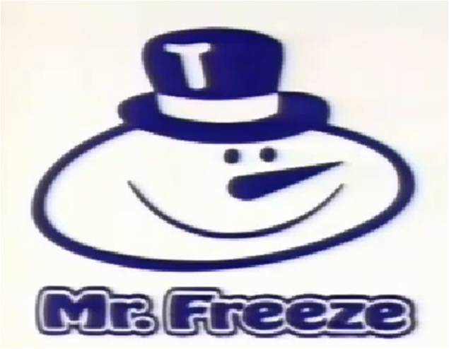 Mr Freeze, le glaçon friandise