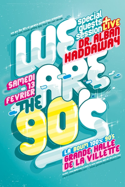 We are the 90s : des places à gagner !