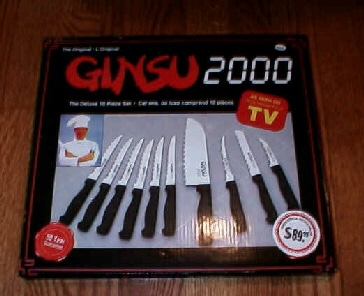 GINSU 2000, ça coupe tout !
