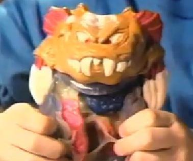 Le savant fou de Mattel : le monstre à disséquer