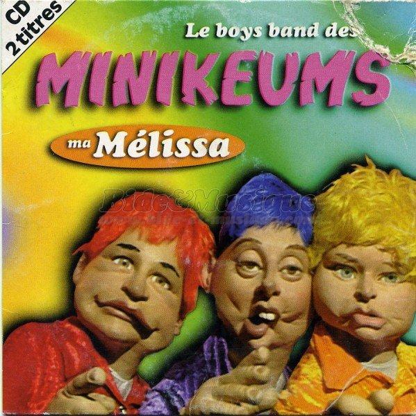 Melissa non ne pleure pas !