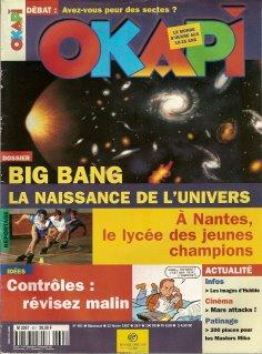 Okapi, le magazine éducatif des collégiens