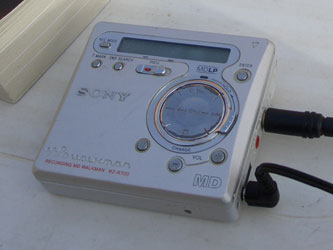 playlist-minidisc-portable