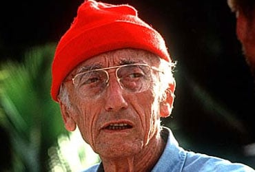 cousteau commandant