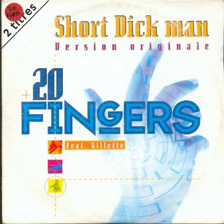 "20 Fingers et son ""short dick man"""
