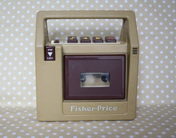 Mon premier magnétophone Fisher-Price