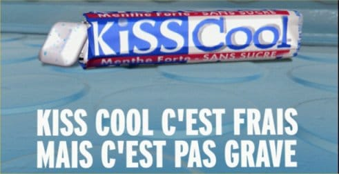 kiss cool