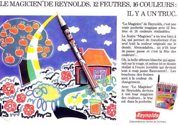 Le magicien de Reynolds