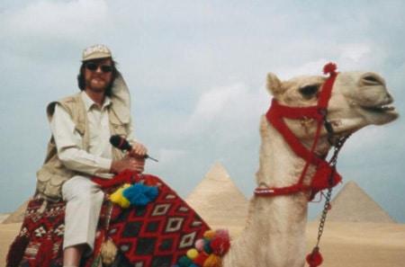 Sahara, le dromadaire du club Dorothée !