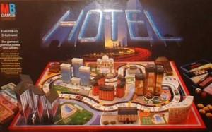 Hotel, le jeu de société