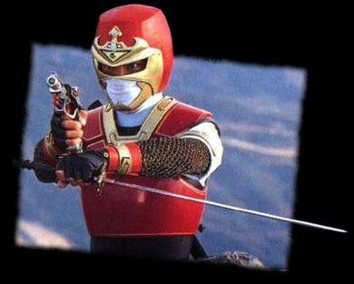 Giraya, le ninja qu'on étire