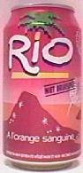 Rio Orange sanguine
