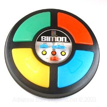 Simon, le jeu culte !