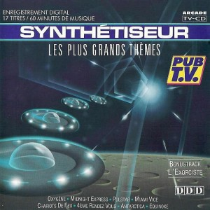Les compilations «Synthétiseur»