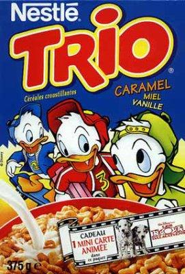 Céréales Trio
