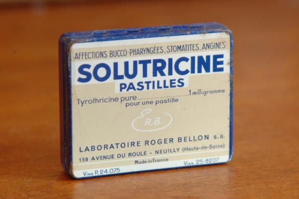 Solutricine vitamine C