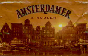 Amsterdamer, mes premières cigarettes