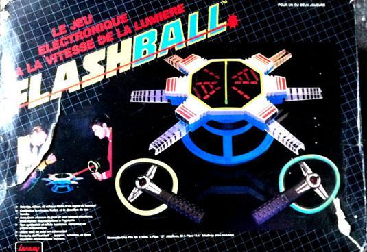 Flashball : le ping-pong à la vitesse de la lumière