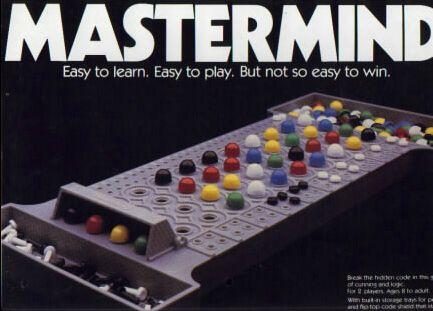 Master Mind Spiel