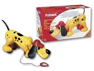 Rufo le chien trotteur de Playskool