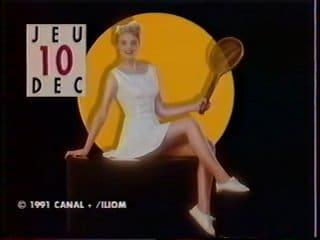 Pin-up de Canal+