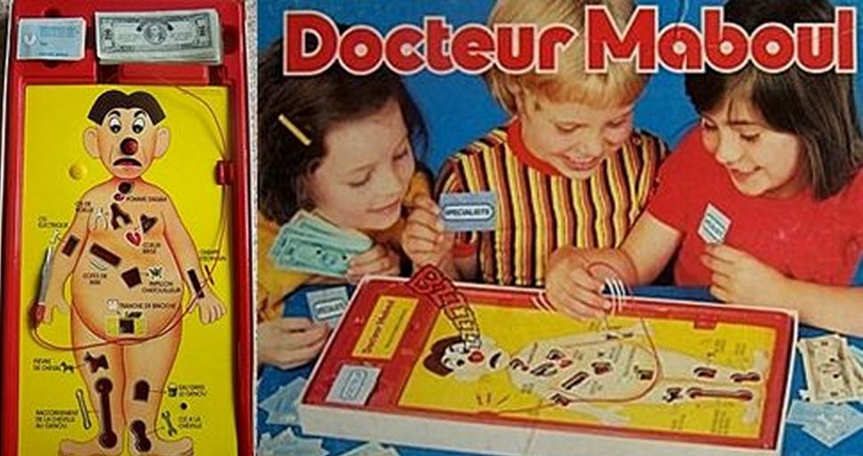 Docteur Maboull