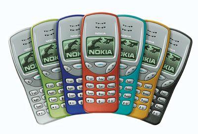 Nokia 5110 et 3210