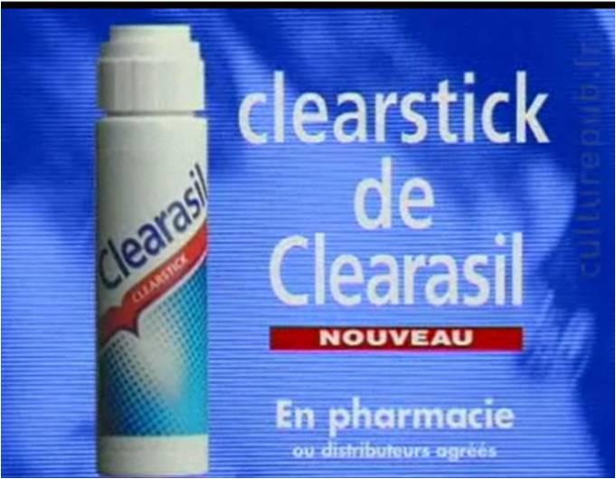 Clearstick de Clearasil
