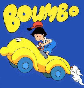 Boumbo, petite automobile – bile !