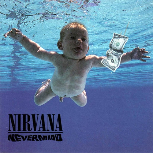 Nirvana sort Nevermind en 1991
